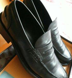 Ботинки мужские 43 размера кожа