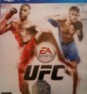 Игра UFS для PS 4