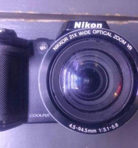 Nikon Cooling L120