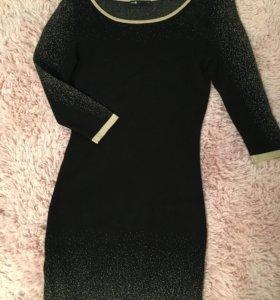 Трикотажное платье 42-44-64