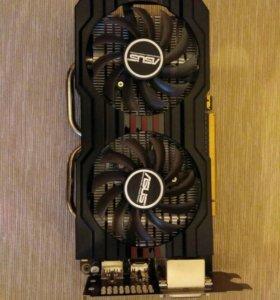 Видеокарта ASUS GTX 660 2GD5