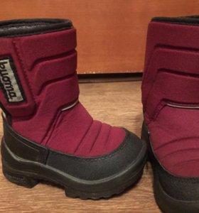 Зимняя обувь.детская. Финские валенки Kuoma.