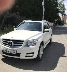Мерседес-Бенц GLK 220d