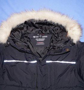H+M - тёплая зимняя куртка р-р М, 164 - 170