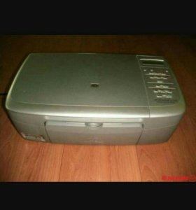 МФУ принтер HP PSC 1613
