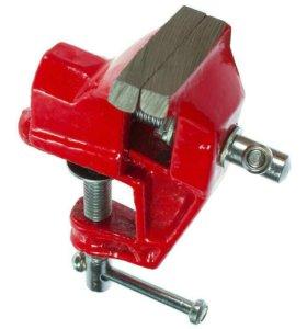 Тиски слесарные 60 мм, новые