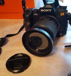 Фотоаппарат Sony A-700