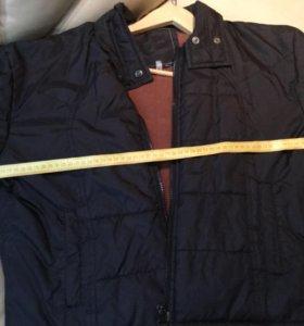 Куртка тёплая 48-50 р