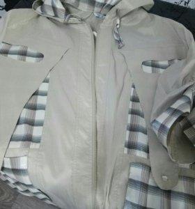 Куртка ветровка(54-56)