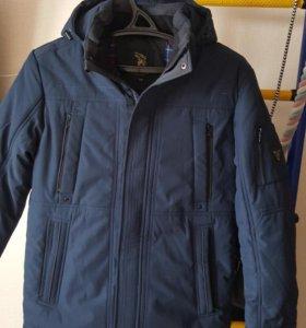 Продам зимнюю удлиненную куртку