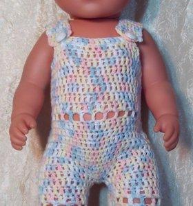 Одежда для куклы Baby Born (беби борн, беби бон).