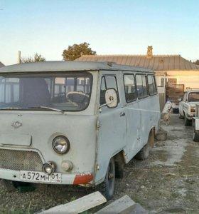 Микроавтобус Кубанец