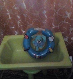 Ванночка+круг