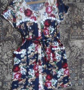 Платья - халаты