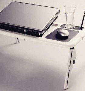 Новая подставка для ноутбука с охлаждением