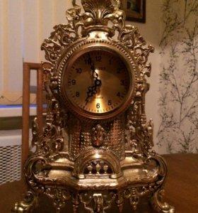 Часы Бронза