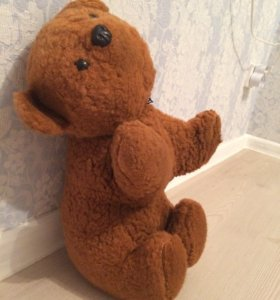 Мишка медведь игрушка СССР