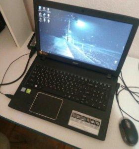 Acer продам aspire e15 Е5-575G-39M5