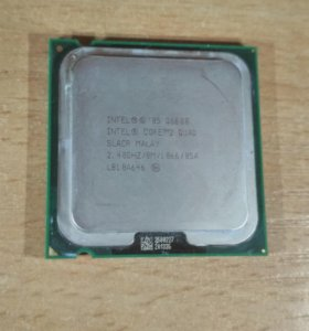Процессор Intel® Core™2 Quad Q6600