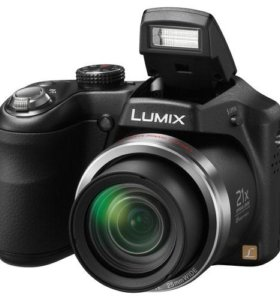 Panasonic Lumix DMC-LZ20 (черный)