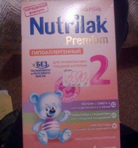 Смесь Nutrilak Premium гипоаллергенный