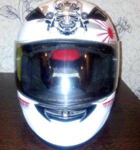 Шлем мотоциклетный THH SAMURAI
