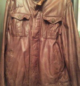 Кожаная куртка Massimmo Dutty