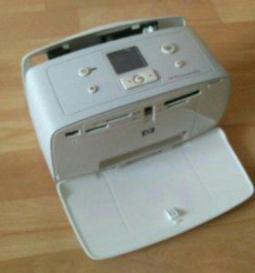 Принтер струйный HP PhotoSmart A516