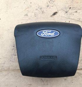 Airbag в руль Форд Мондео 4 (Ford Mondeo 4)