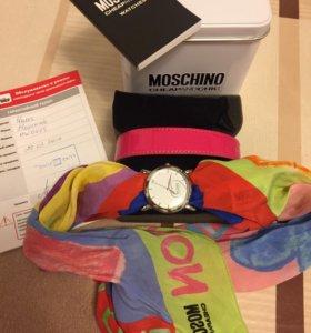 Часы женские новые Италия Moschino оригинал