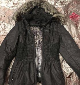 Куртка зима 46р