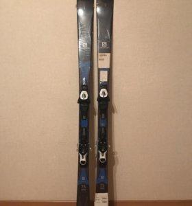 Горные лыжи Salomon