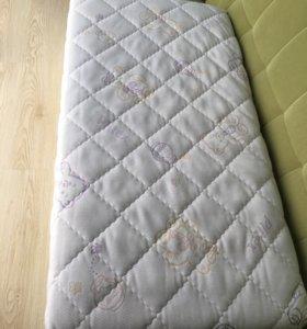 Матрац и подушка