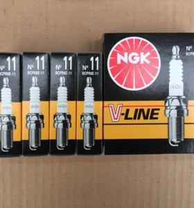 Свечи зажигания NGK V- Line N 11(Япония)