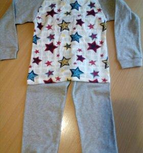 Пижама для мальчика 2-3 года