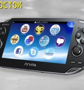 Портативная игровая консоль PS Vita. Магазин