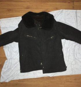 Куртка нагольная меховая