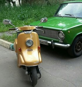 Honda Julio скутер 🔥