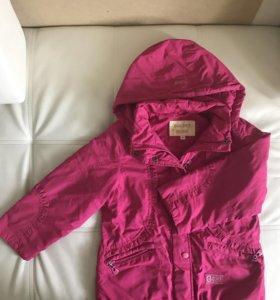 Куртка демисезонная 110р