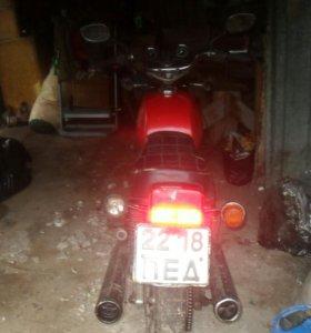 """Мотоцикл """"Чизет"""", 12вольтовый"""