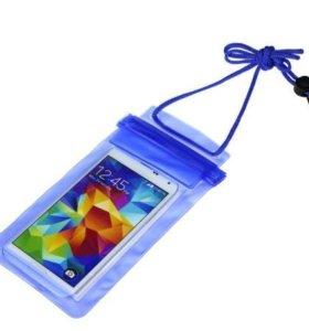 Водонепроницаемый чехол для телефона или док-тов