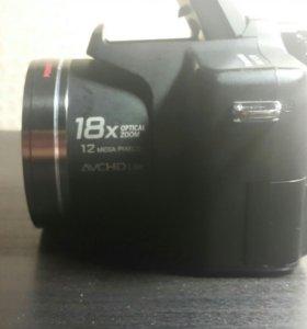 видеокамера Lumix fz35.