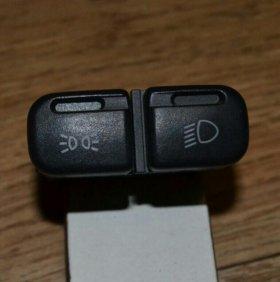 Кнопка габаритов и ближнего света для ВАЗ 2110-12