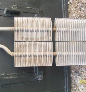 радиатор алиминевый