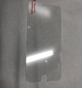 Защитное стекло на iphone7/8