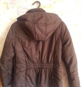 Куртка на девочку 10-13 лет