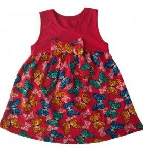 Новое платье, трикотаж