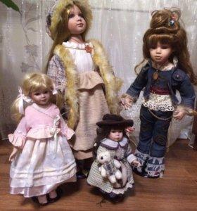 Форфоровые куклы