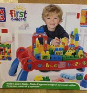 Игровой стол для ребёнка