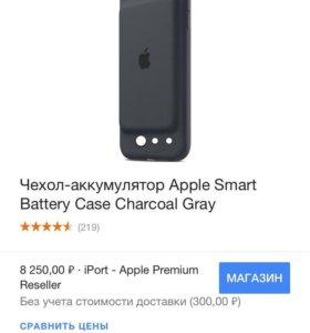 Чехол-аккумулятор